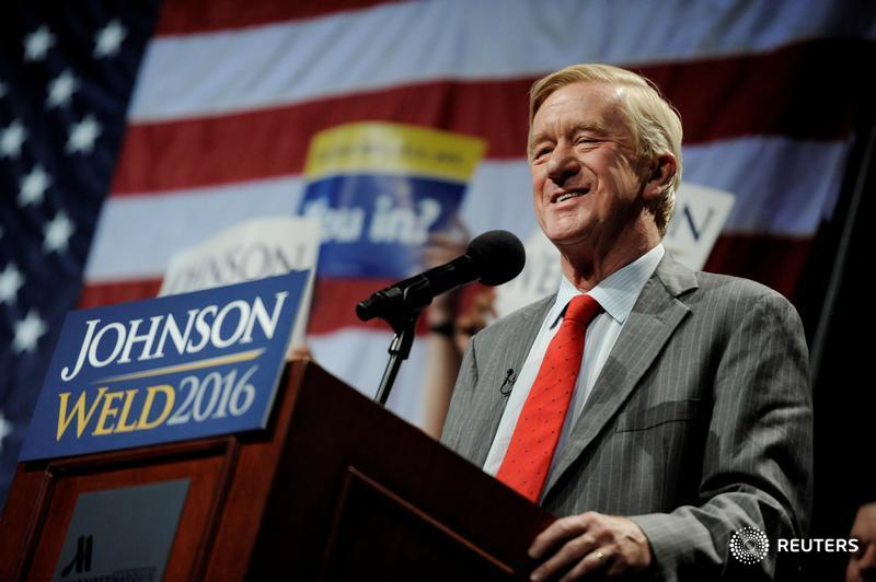BREAKING: Former Massachusetts Governor William Weld says he will challenge Trump for 2020 Republican nomination