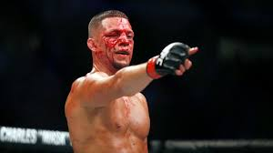 I want to fight the best guy. I always want to fight the best guy. Nate Diaz Happy Birthday