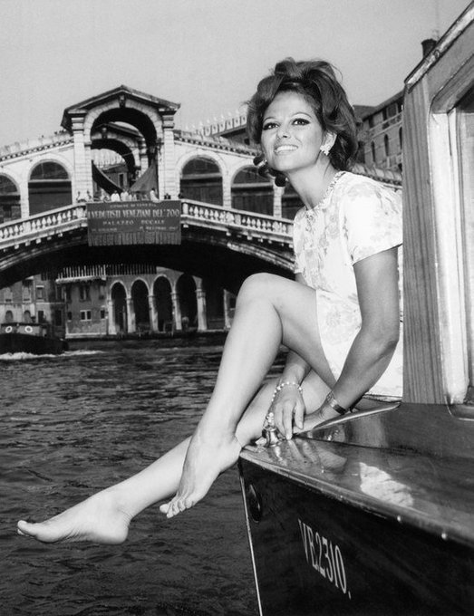 Happy birthday Claudia Cardinale