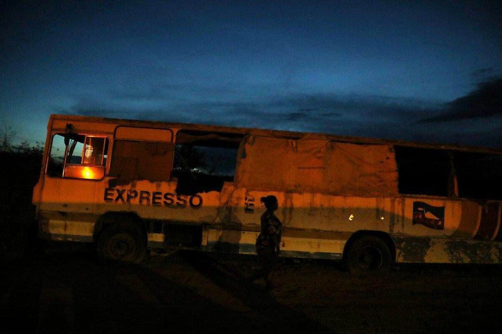 Venezuelans at Brazil border live on bus going nowhere https://reut.rs/2Gpm83p