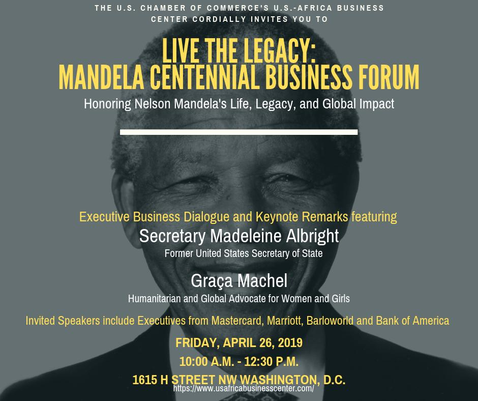 test Twitter Media - Join Secretary @Madeleine Albright (Former U.S. Secretary of State) and Graça Machel (Humanitarian and Global Advocate for Women and Girls) as they deliver remarks on @NelsonMandela's life, legacy and global impact. RSVP: https://t.co/vCeL2e9K1N   @G_MachelTrust https://t.co/AECpfmcMXW