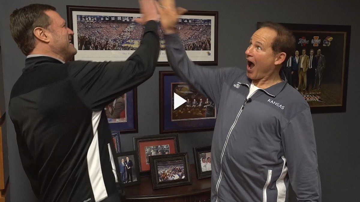 Bill Self, Les Miles Star In Ridiculous 'Step Brothers' Parody