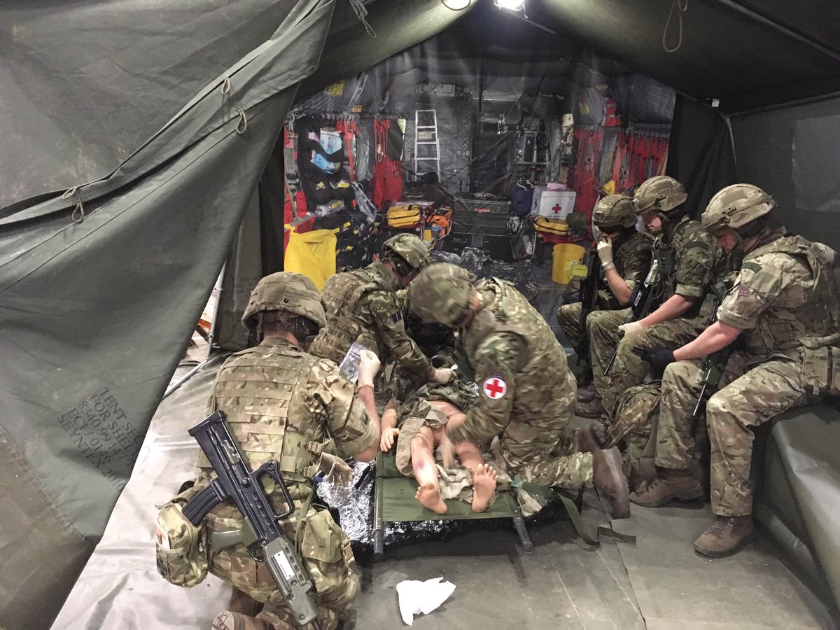 As part of their capability week, Tactical Medical Wing demonstrate their life saving capabilities;Medical Emergency Response Teams, Critical Care Air Support, Air Transport Isolator& their Air Mental Health support team. All critical capabilities for Defence. An insightful visit