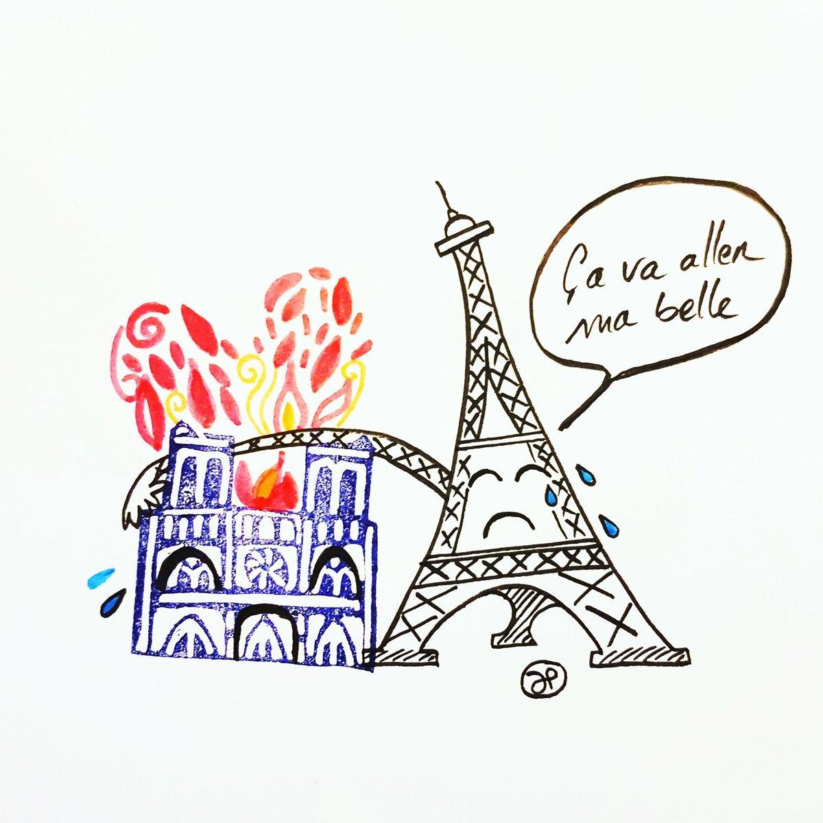 Notre dame de Paris - Page 3 D4OYpyuWAAU9i1a