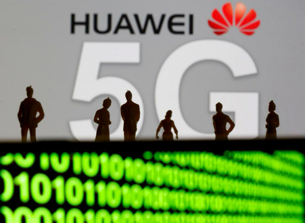 U.S. to press allies to keep Huawei out of 5G in Prague meeting: sources https://reut.rs/2IxxN1r