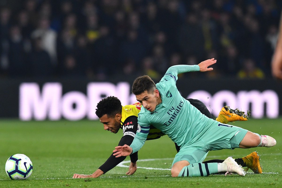 Xem lại Watford vs Arsenal