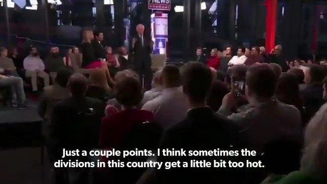 Bernie Sanders's photo on #BernieTownHall