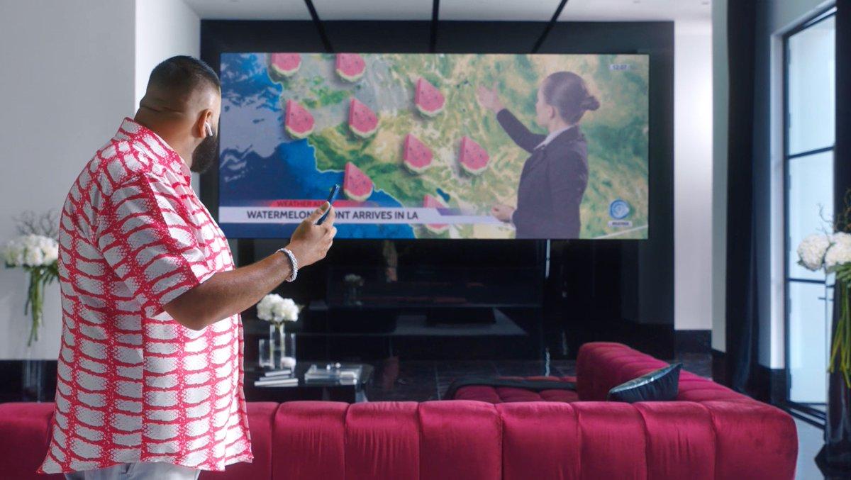 #ad 🍉 Yo @djkhaled this is UNBELIEVABLE!!!! 😂  NEW FLAVOR ALERT - @Ciroc #SummerWatermelon   Order today: