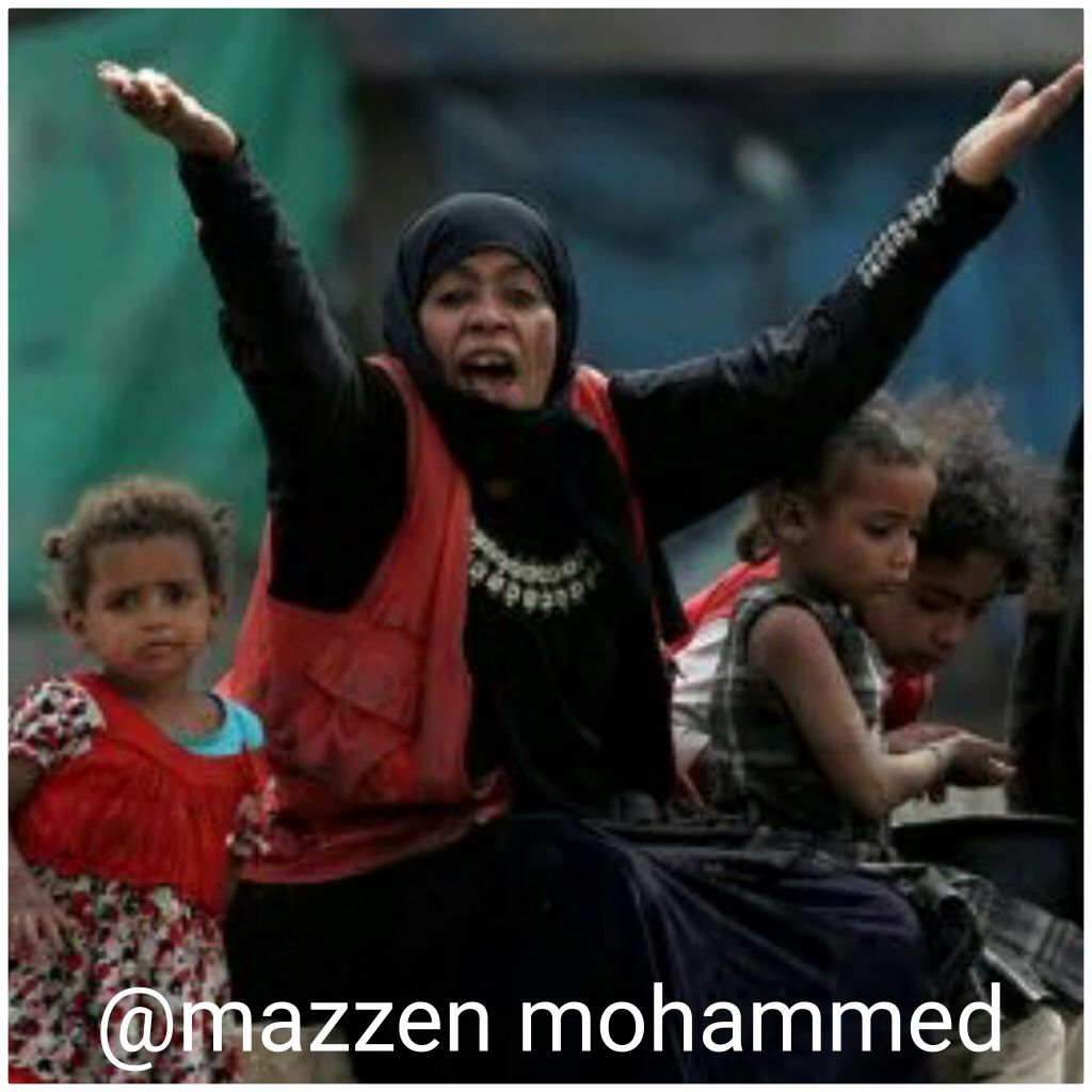 #Yemen O World…  Your Silence kill us.  We are dying because of Saudi Siege and US/UK weapons.  #YemenForgottenWar <br>http://pic.twitter.com/yBdFYiwOMp