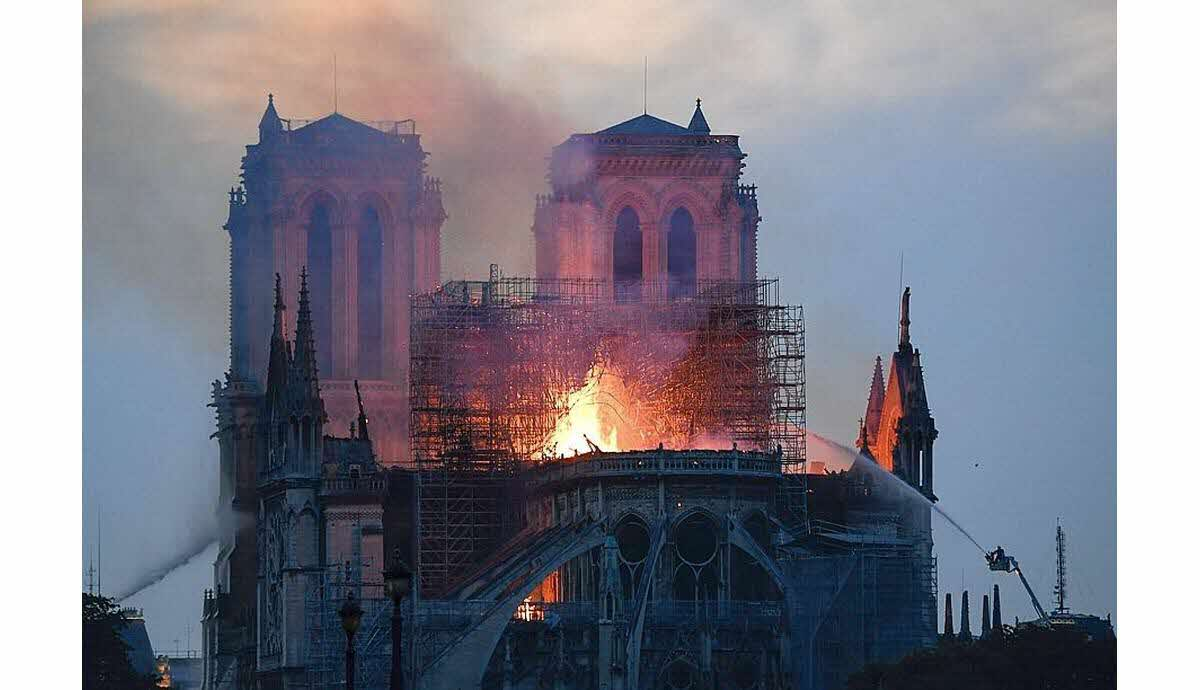 Call for donations to help rebuild Our Lady of Paris, Notre-Dame cathedral, after the brutal fire that has partly destroyed it.  🙏 The Fondation du patrimoine is a private organization dedicated to saving french cultural and natural heritage. ➡https://don.fondation-patrimoine.org/SauvonsNotreDame/ …