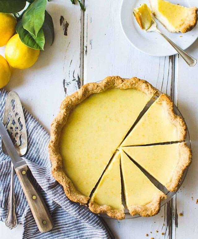 @TheFoodOverload: Lemon Custard Tart #Food #FoodPorn #Photography https://t.co/McvrUxhHha