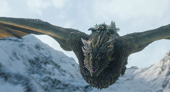 test Twitter Media - For those of us who love Game of Thrones, let's welcome Season 8!  My favorite scene was watching Daenerys and Jon Snow ride the dragons!  Amazing digital effects! Photo credit HBO #fantasyfan #writingcommunity #amwritingfantasy https://t.co/GzA0RzMdVH