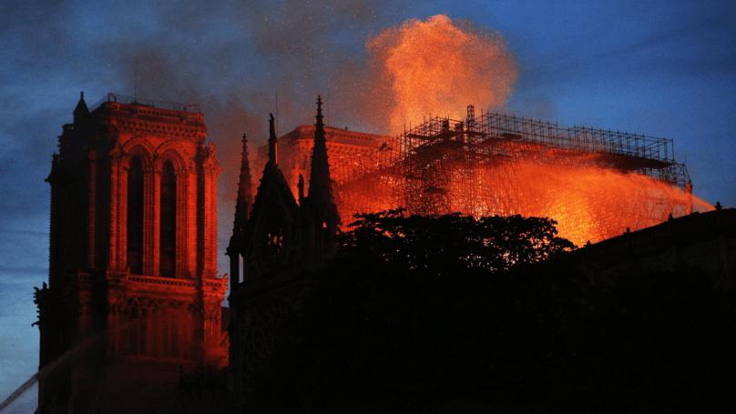 Katerdal Notre-Dame.