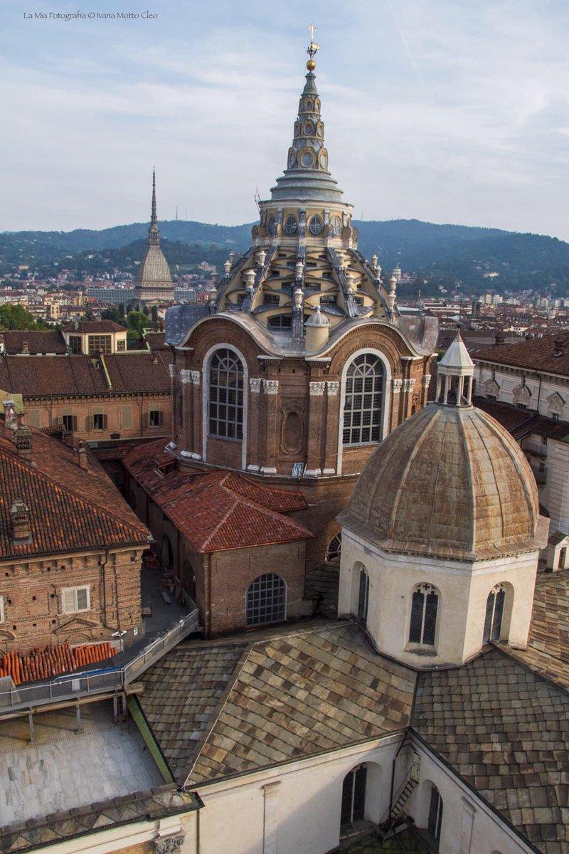 Around Turin on Twitter: