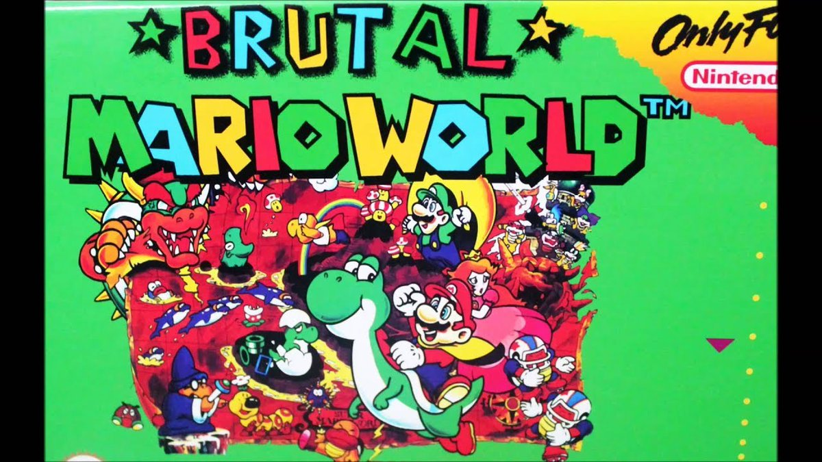 SuperMarioWorld on JumPic com