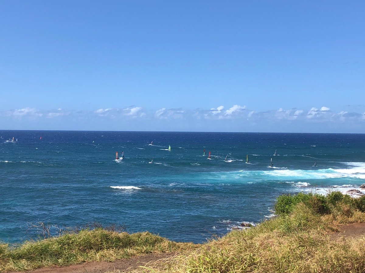 test Twitter Media - Windy on the north shore. #cmweather #Maui #windsurf #kitesurf #hookipa https://t.co/8XOceCSBZH
