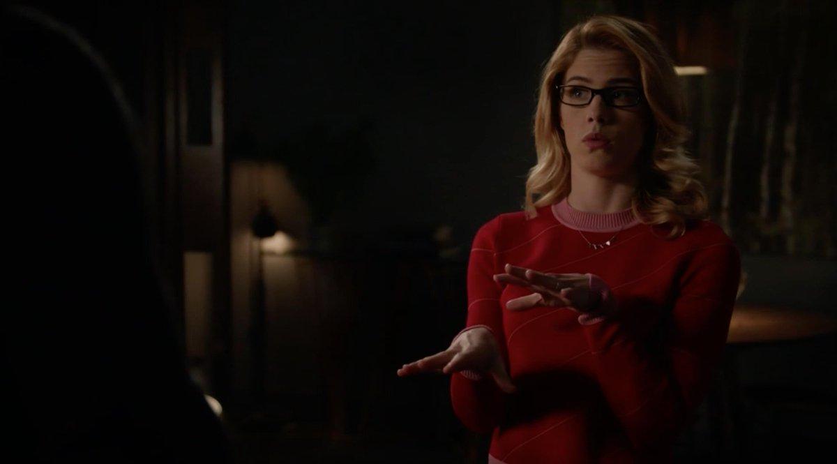 Nora Dominick's photo on #Arrow