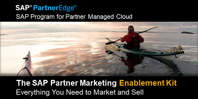 Have you seen the #SAPPartner Marketing Enablement Kit for Partner Managed Cloud? Get fast, easy access to the resources required to market and sell your solutions. Download here:  http:// sap.to/6016EjfQr  &nbsp;  <br>http://pic.twitter.com/2hoTo4rsfr