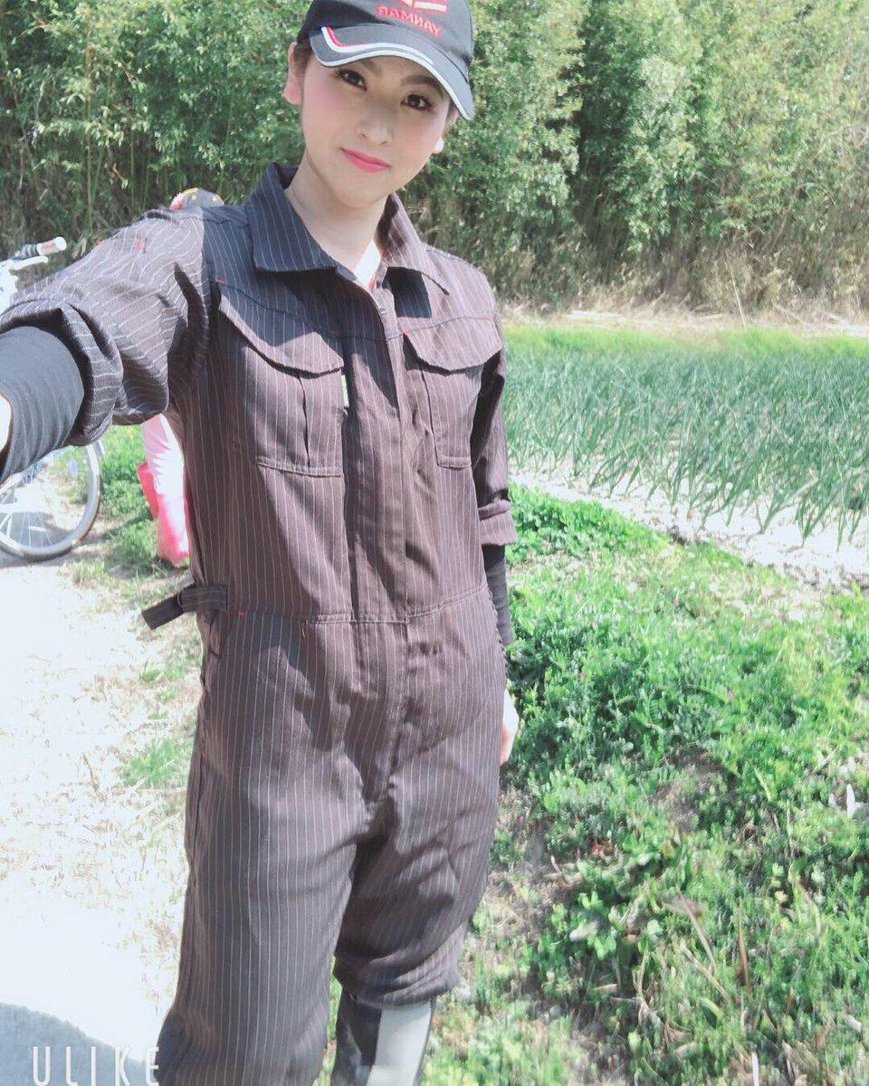 皆さんはどんな格好で農業作業をしていますか???若者に就職の選択肢として農業を考えてほしい‼️カッコいい次世代に繋げる農業を目指します?#カッコいい #農業 #農業女子 #淡路島 #若手農家 #目指します #若者 #作業着