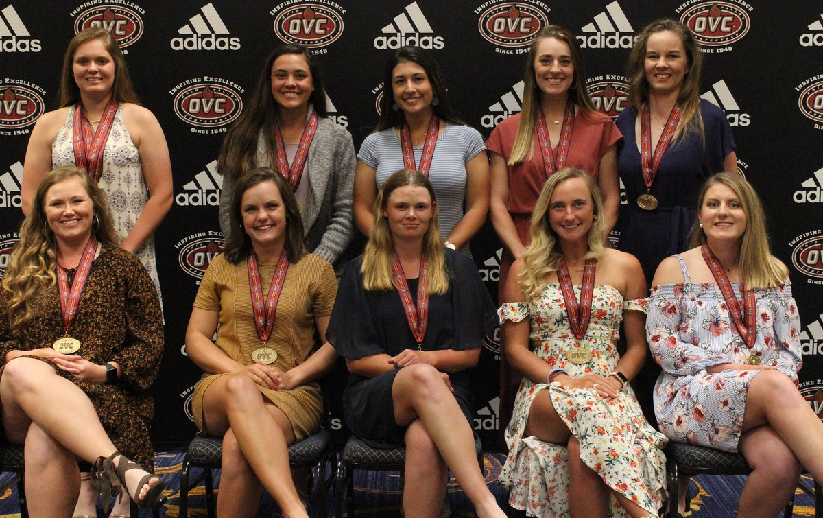 Also announced were the 10-player All-OVC Team and the 5-player All-Newcomer Team.