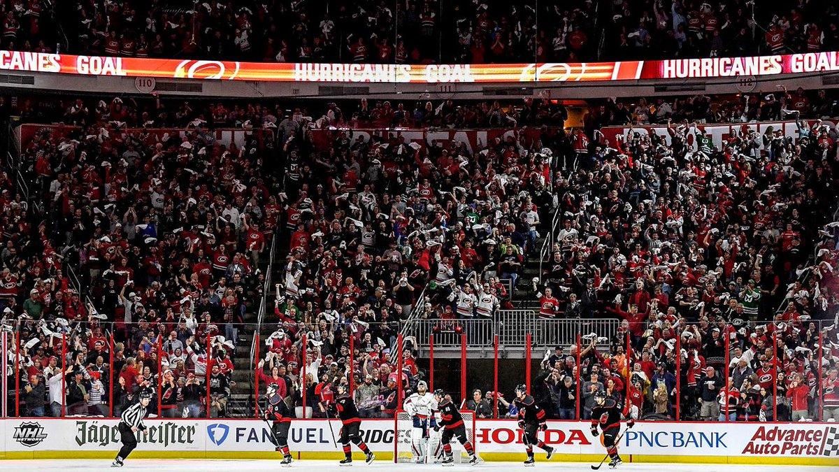 Hockey Town.