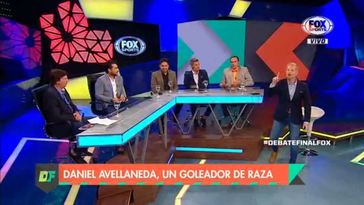 FOX Sports Argentina's photo on #DebateFinalFOX