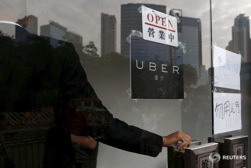 Alliances leave Uber tangled in competitive knots. As $65 bln Didi and others expand abroad, the snarl only gets worse: https://bit.ly/2UZrRF8 @mak_robyn