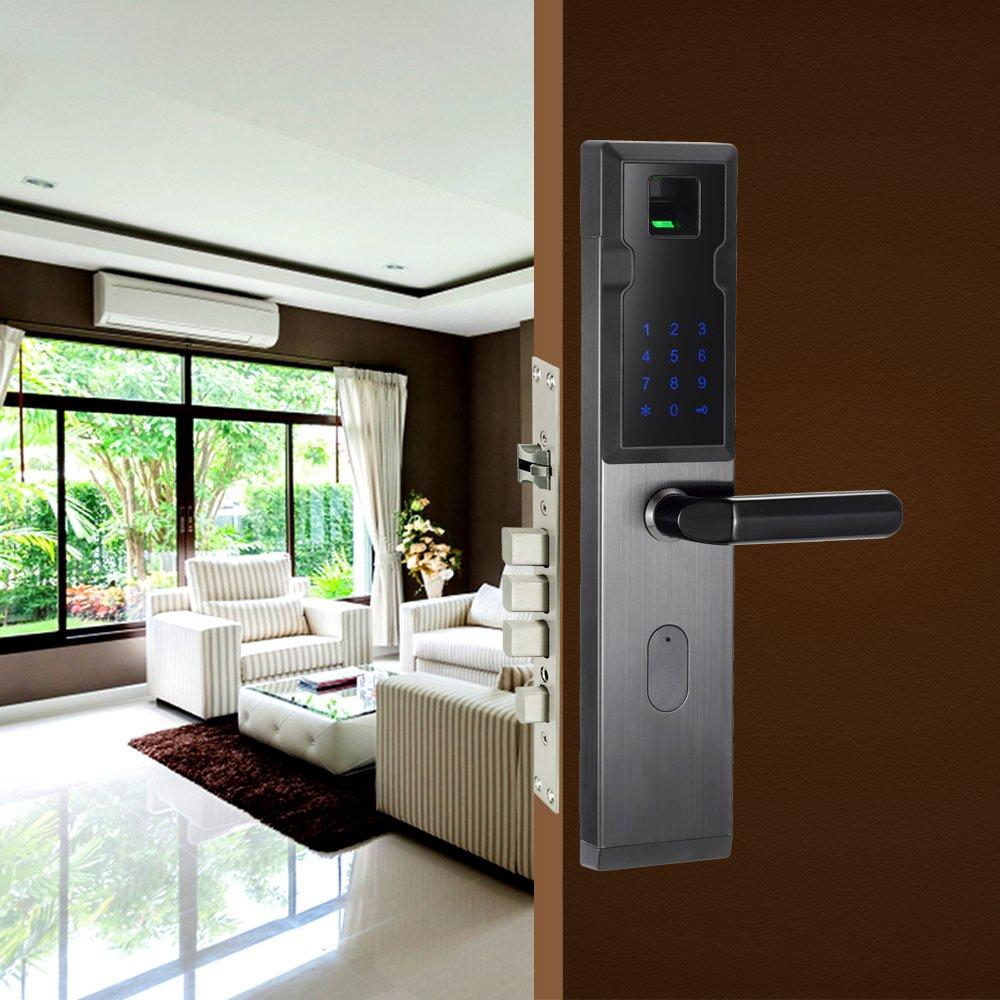 #techfan #hd Security Biometric Fingerprint Door Lock <br>http://pic.twitter.com/FsR1VqVYHe