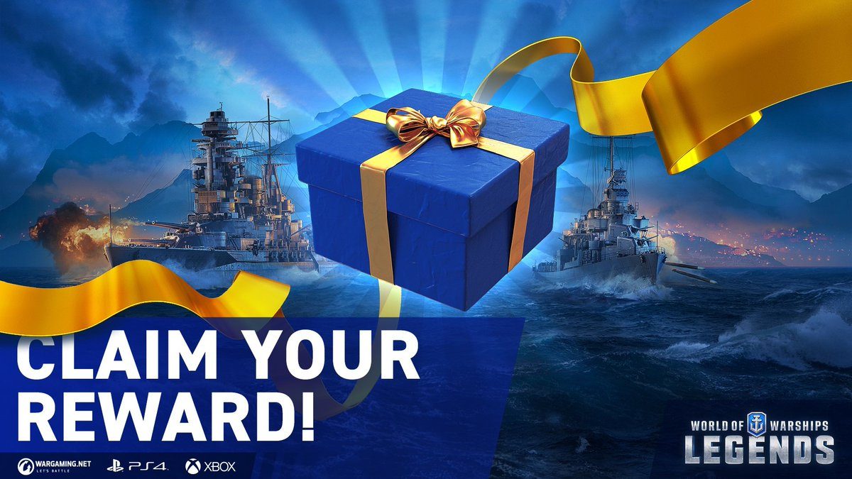 World of Warships: Legends on Twitter: