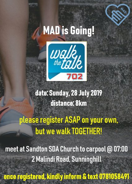 SiON this year! Sign up fam, and let's #WalkTheTalk 😁  #MakeADifference #Transform2019