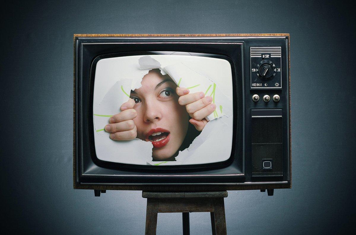 Картинки с надписью телевизор, поздравлениями