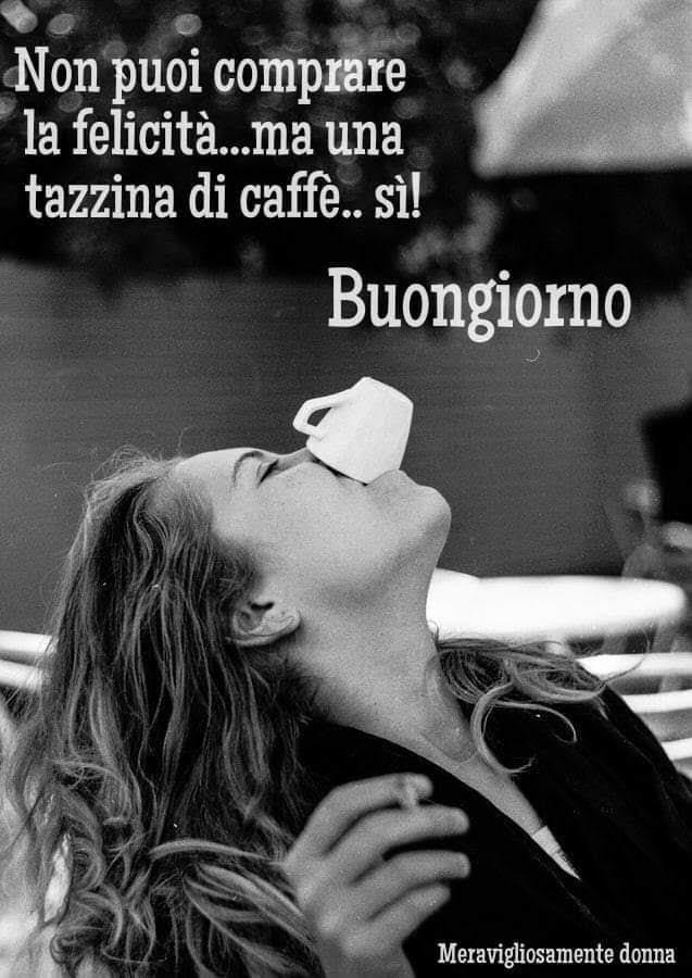 """Graziella Bracchi sur Twitter : """"Un caffè un sorriso ed è già Buongiorno  🥀… """""""