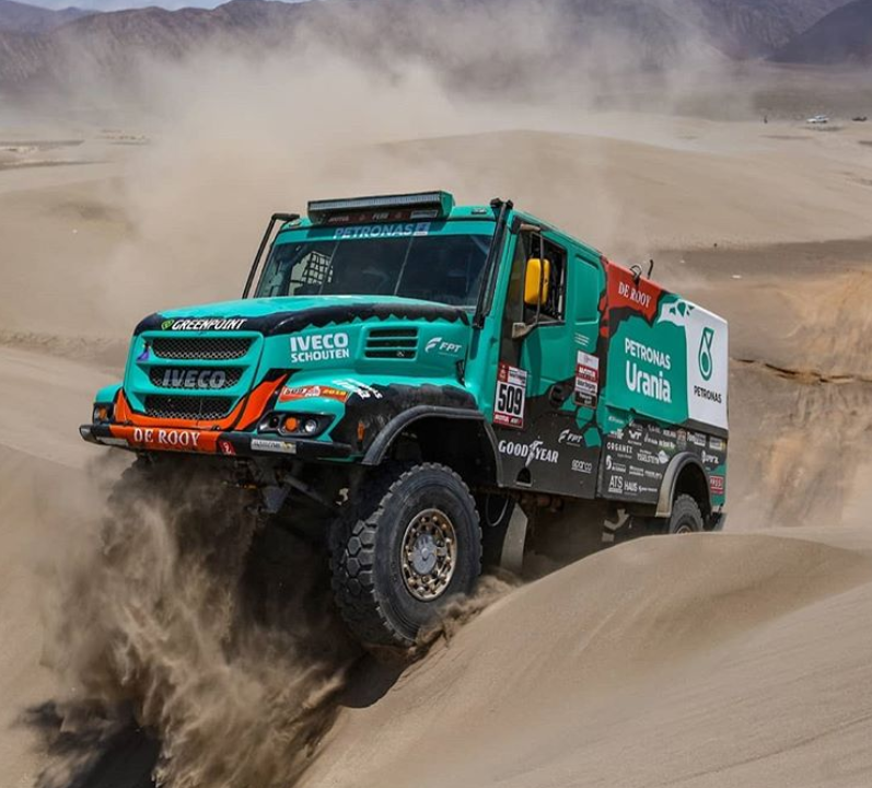#RallyDakar | Confirmed. After  years of adventure in Africa &amp;  years in SouthAmerica, the #Dakar2020 will move to #SaudiArabia.  @dakar<br>http://pic.twitter.com/Gvs8LZx6v4