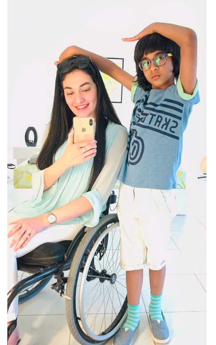 Muniba Mazari on Twitter:
