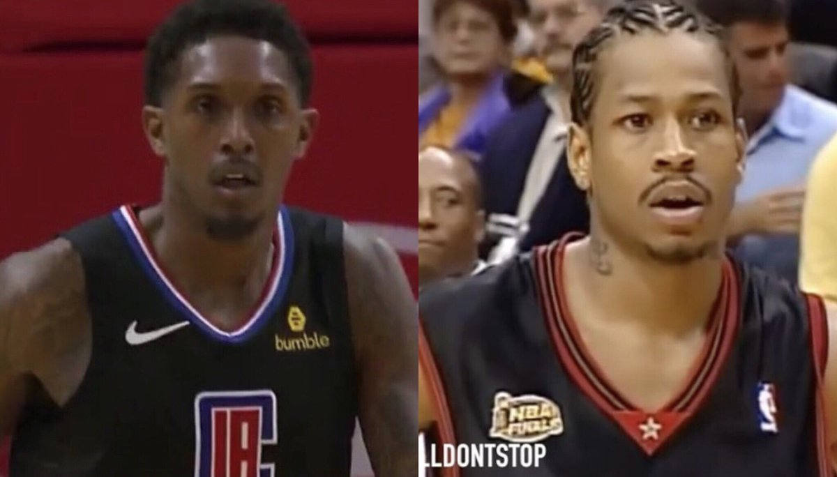 "Lou Will tonight was Allen Iverson-esque   Remember when we say ""Hooper"" in November and December, it's for moments like this. This is what you NEED in the playoffs to win big games. Pure hoopers like Lou are so lethal. This dude was always this talented, he just needed a system. <br>http://pic.twitter.com/Vop2soJksu"