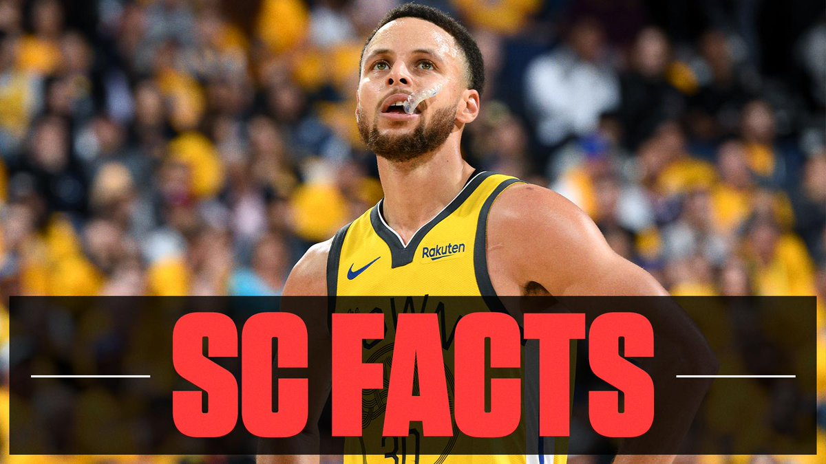 The Warriors are now the only team to blow a 3-1 lead in the NBA Finals and a 31-point lead in a playoff game. #SCFacts