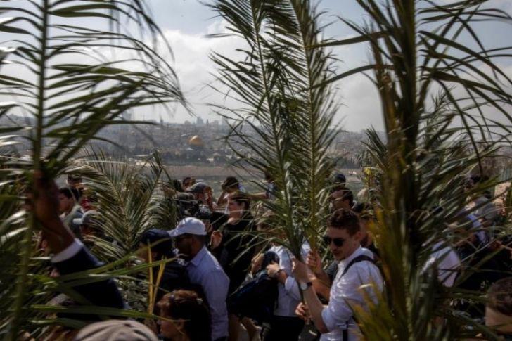 Informe21.com's photo on Domingo de Ramos