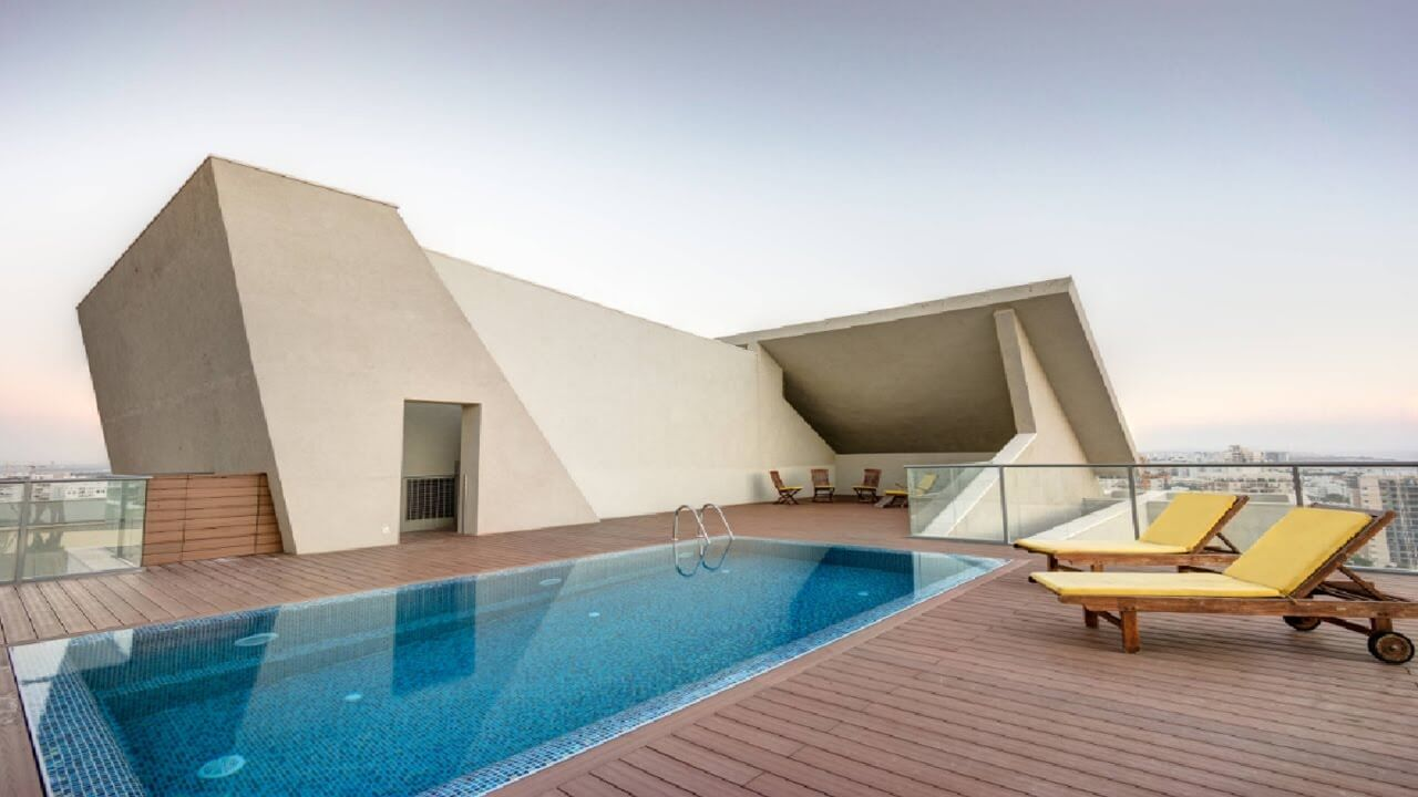 Architectures Ideas On Twitter Some Of The Best Rooftop Swimming Pool Design Ideas The Rooftop Swimming Pool Is Built On The Top Terrace And If You Want Some Of The Rooftop Swimming