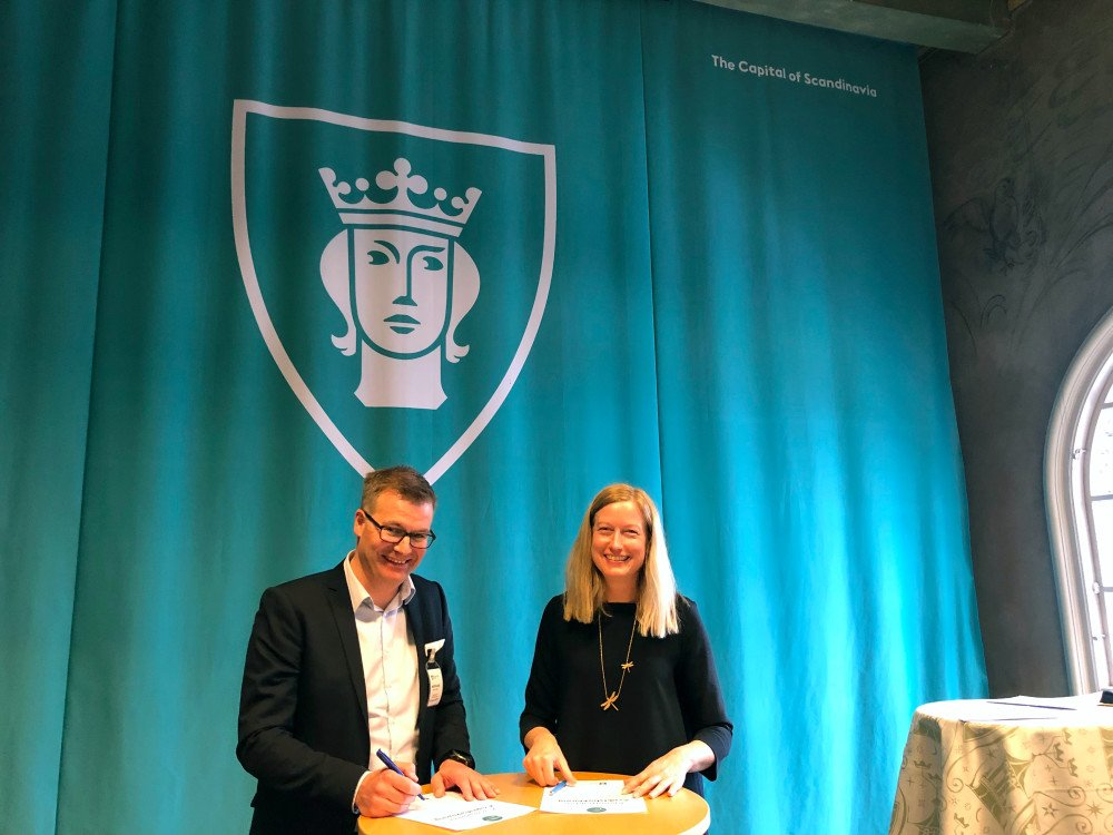 @clarionsthlm ansluter sig till #klimatpakten inom @Stockholmsstad #wecare #hållbarhet #csr #samarbete #klimat https://t.co/gU0d8b2X1z https://t.co/RelGga9x2T