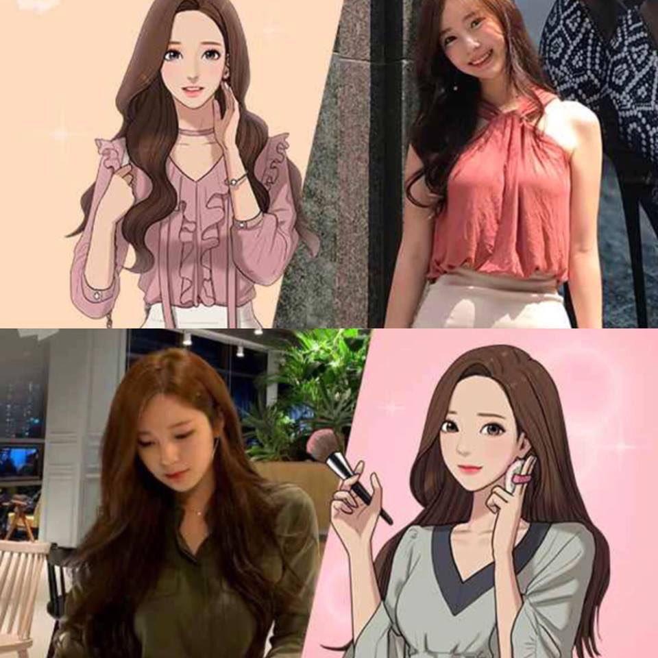 Henecia_au #Yaongyi คนเขียน Webtoon เรื่อง #ความลับของ