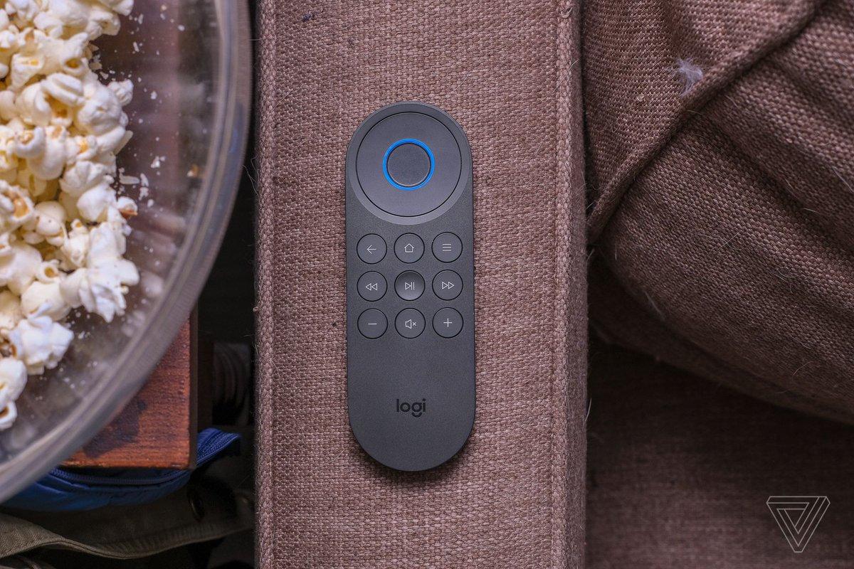 Logitech's new $250 Harmony Express remote puts Alexa in control