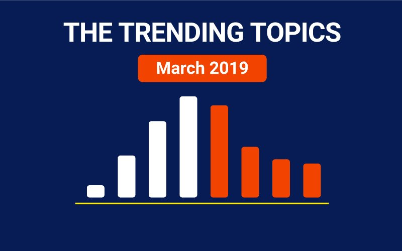 📈Our monthly trending #Topic is officialy out ! Come and discover if you are among the #Top10 most popular #Brands or sectors in #Belgium.📈 Link here : https://auxipress.be/fr/actualites/the-trending-topics-march-2019… @Boeing @facebook @Apple @GoogleFR  @instagram #Politics #Media #Culture #Sports
