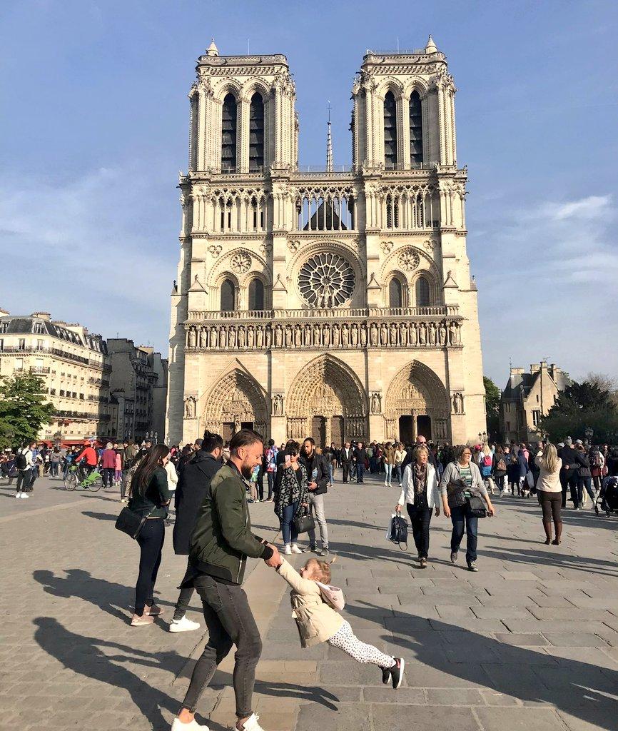 ~Marietta's photo on #NotreDameCathedral