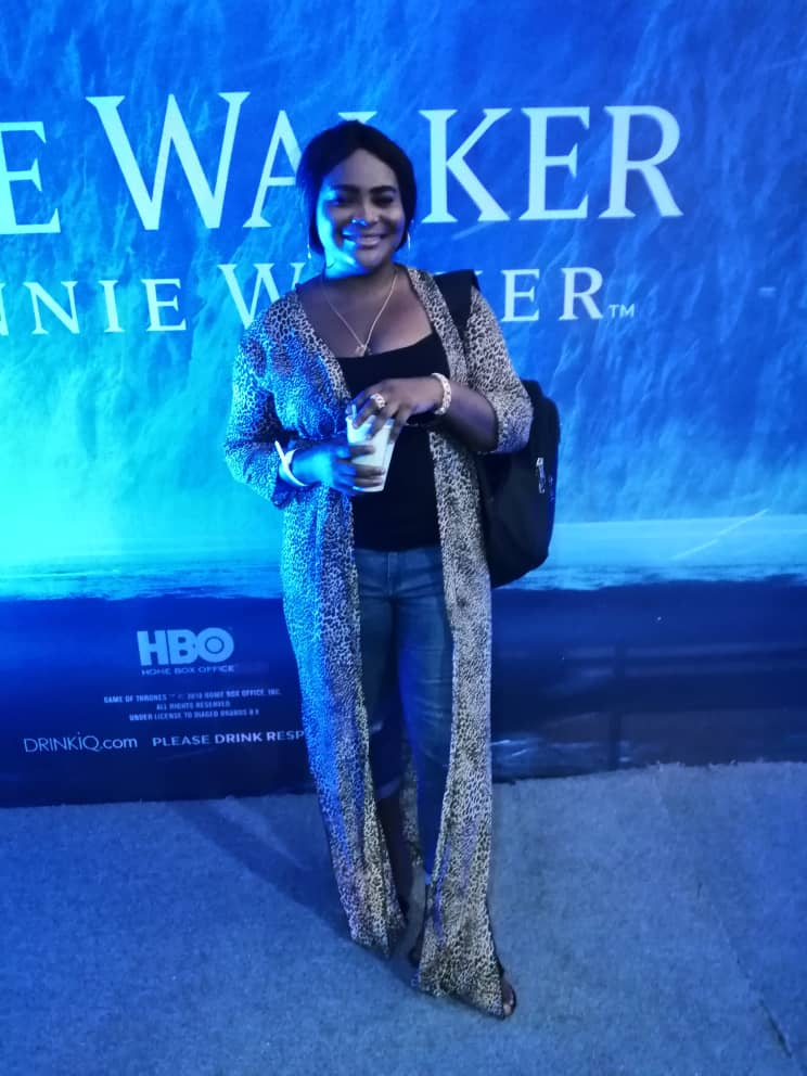 Last night at the private screening of #GOT by Johnny Walker   #JWWhiteWalker #winterishere <br>http://pic.twitter.com/l9tqw7Eapk
