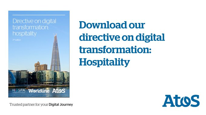 @Atos, @WorldlineUKI and @HOSPAtweets were joined by leaders and influencers from across the...