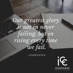 Are you putting yourself in postions to fail-forward? #confucious https://t.co/aEoKYJwQu7