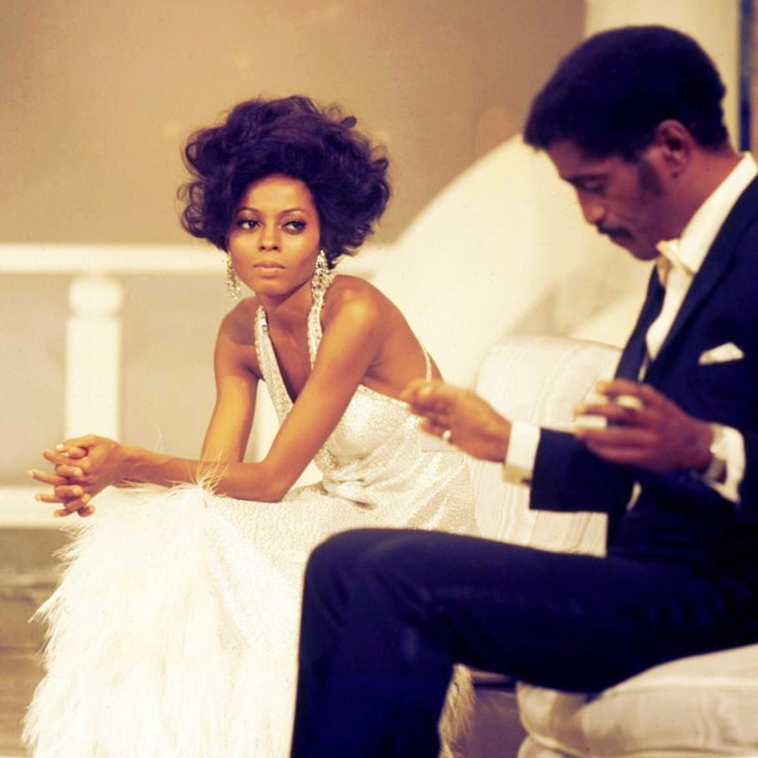 Diana Ross &amp; Sammy Davis Jr, 1968. <br>http://pic.twitter.com/gG1ykUYIcx