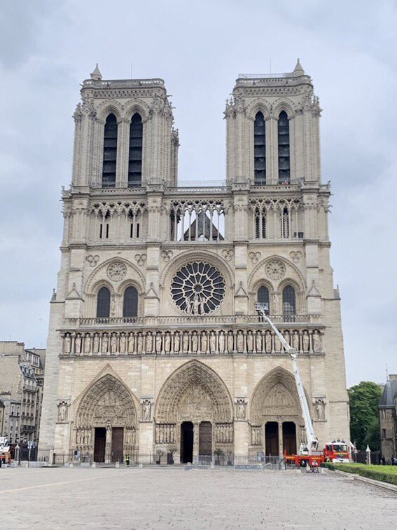 Thomas Calderone's photo on #NotreDameCathedral