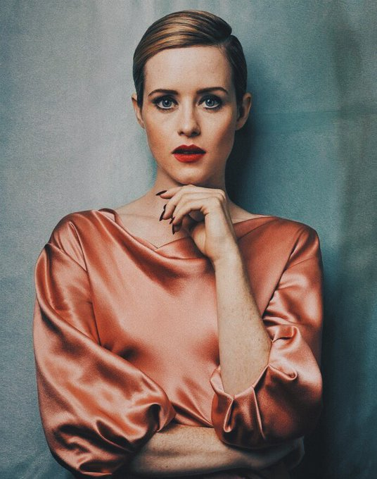 Happy birthday claire foy I love you