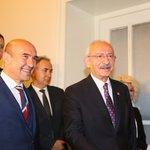 Image for the Tweet beginning: Bugün Ankara'da İzmir'in yirmi beş